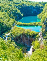 Bucket List: Plitvice Lakes National Parks in Croatia - Must See! #travel