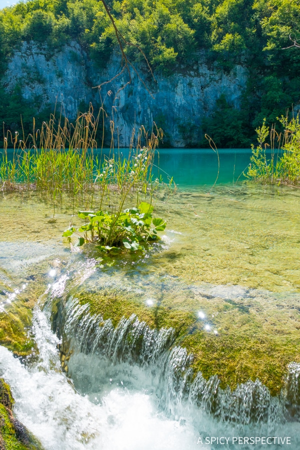 Stunning Plitvice Lakes National Parks in Croatia - Must See! #travel