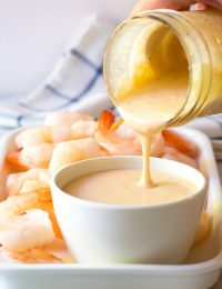 5-Ingredient Homemade Yum Yum Sauce Recipe (Japanese Shrimp Sauce)