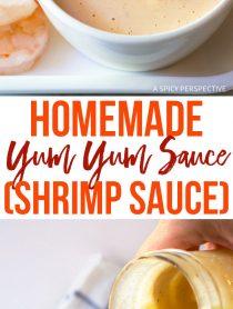 The Best Homemade Yum Yum Sauce Recipe (Japanese Shrimp Sauce)