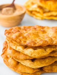 Sweet or Savory - Easy Navajo Fry Bread Recipe