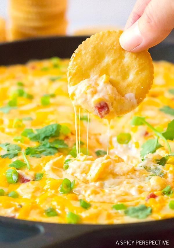 Must-Make Hot Smoked Pimento Cheese Dip