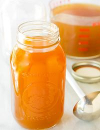 How To Make Vegetable Stock
