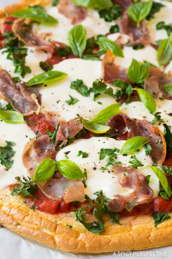 Must-Make Low Carb Cloud Bread Pizza