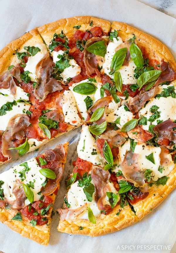 The Best Low Carb Cloud Bread Pizza Recipe (Ketogenic Diet)