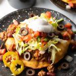 navajo tacos + fry bread recipe
