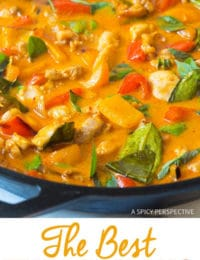 Best Thai Panang Chicken Curry Recipe