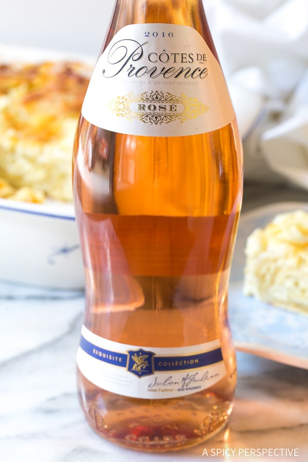 Wine Pairing - Croatian Cheese Strukli Recipe