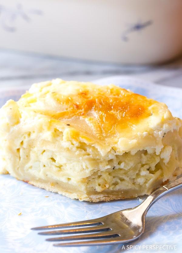 Perfect Croatian Cheese Strukli Recipe