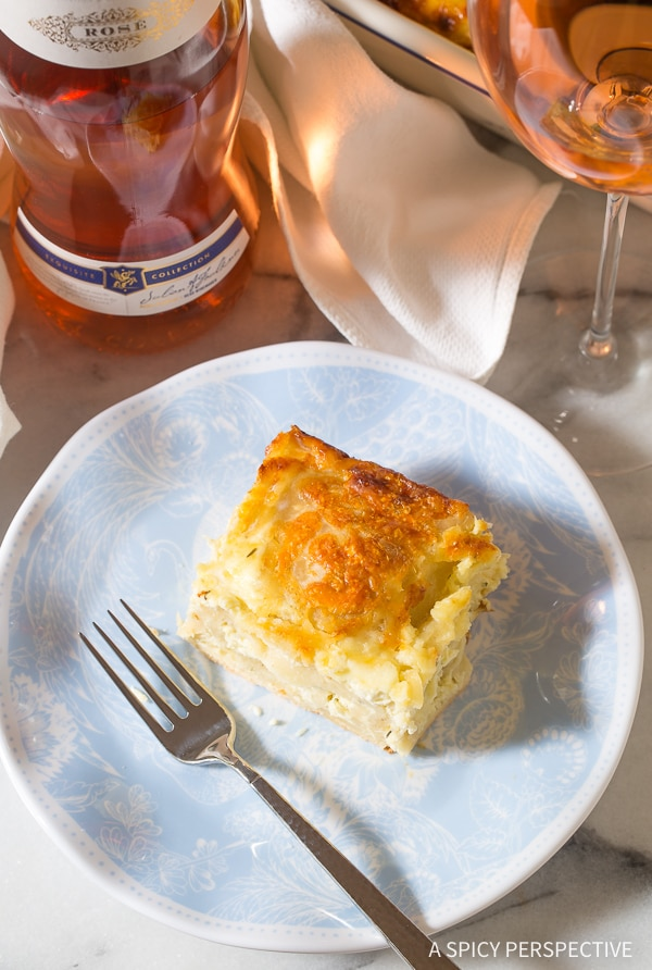 Comforting Croatian Cheese Strukli Recipe
