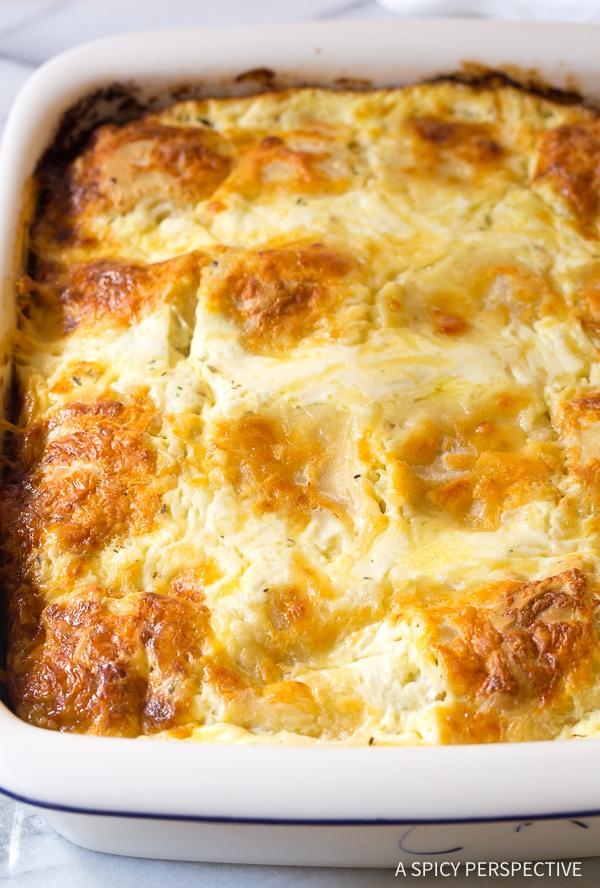 Heavenly Croatian Cheese Strukli Recipe