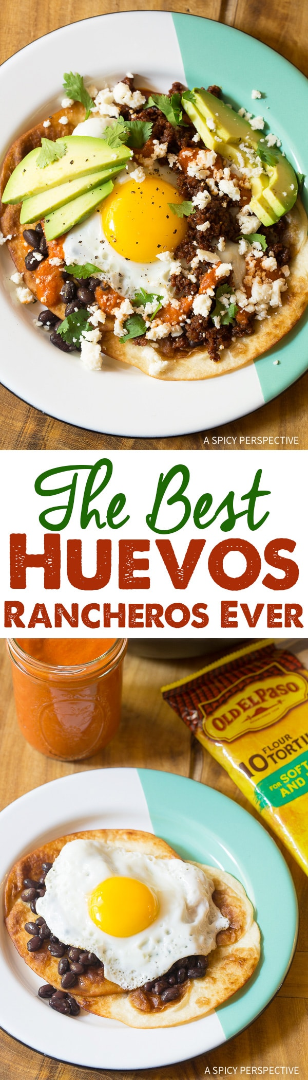 The Best Huevos Rancheros Recipe Ever!