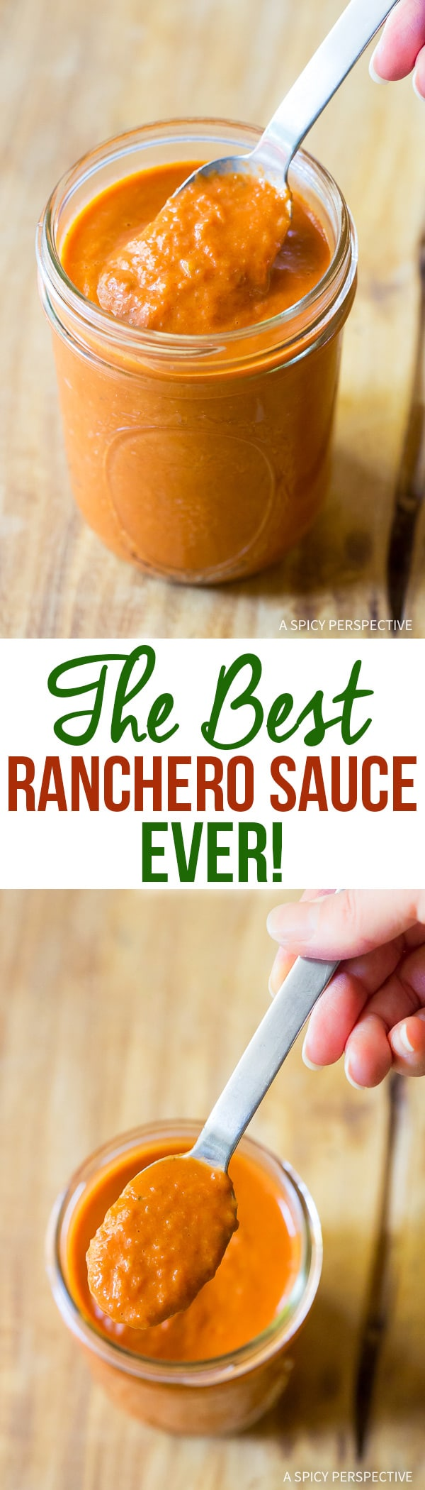 The Best Ranchero Sauce Recipe Ever