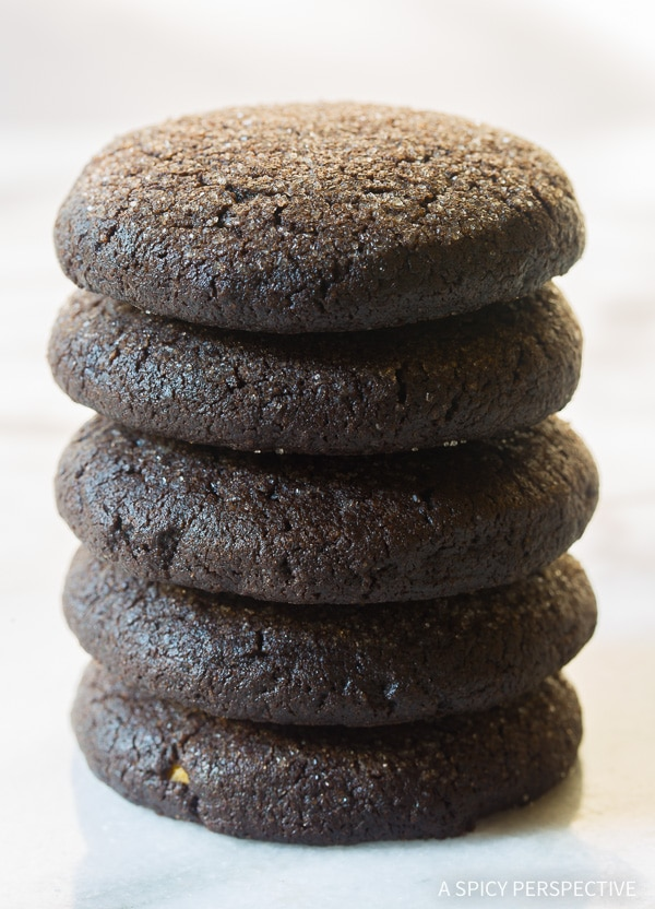 Perfect Chocolate Peanut Butter Pillow Cookies Recipe