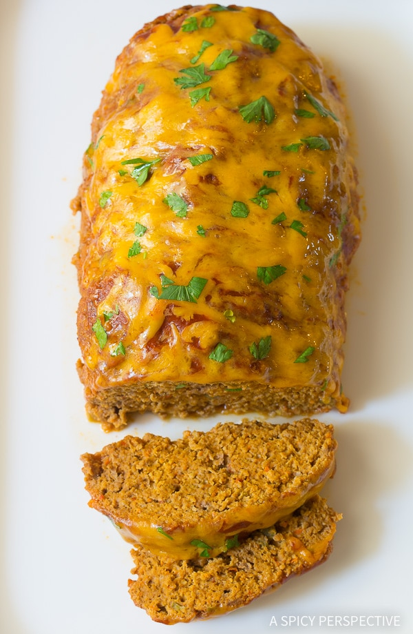 The Perfect Mexican Crockpot Meatloaf Recipe