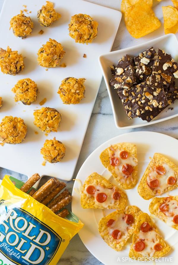 3 Merry Little Mingle Recipes