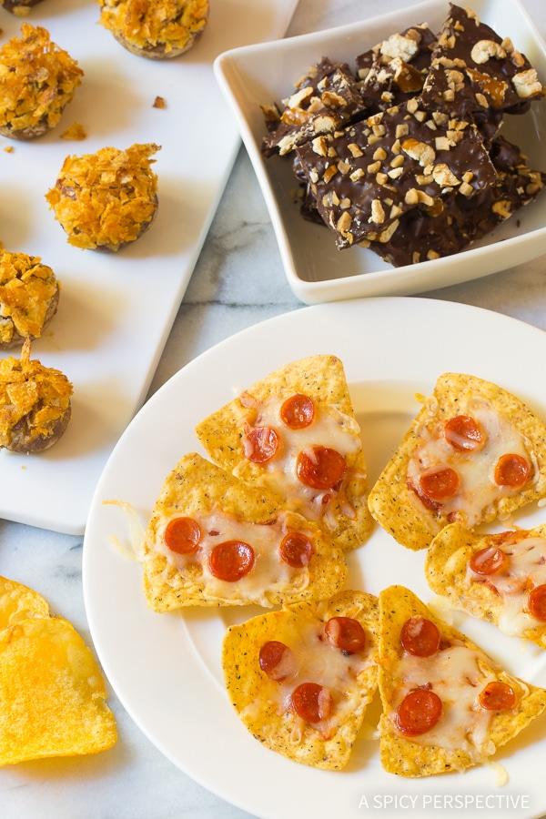 Merry Little Mingle Recipes