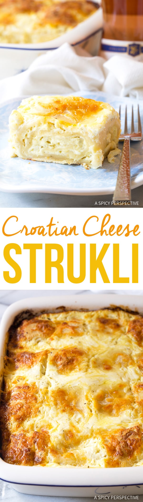 Hearty Croatian Cheese Strukli Recipe