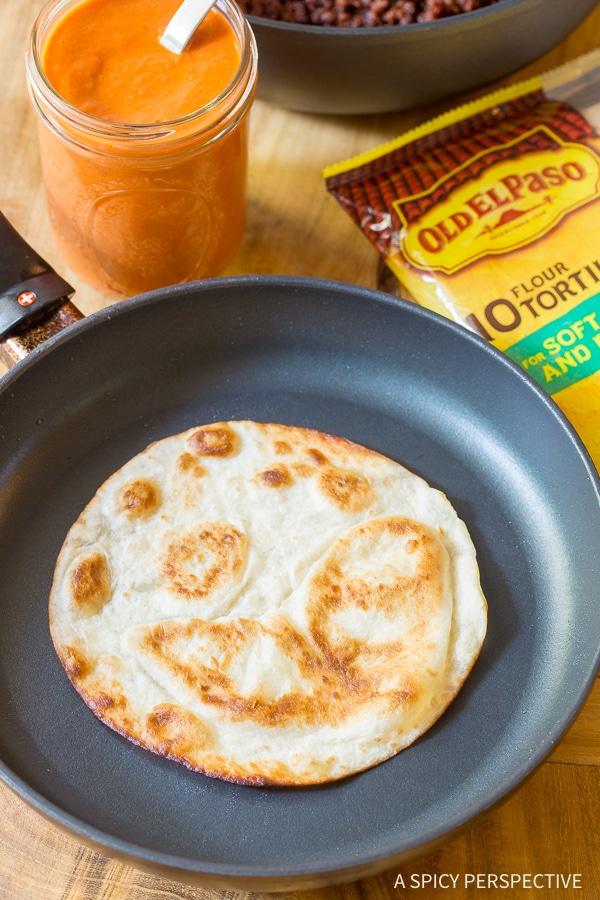 Making The Best Huevos Rancheros Recipe