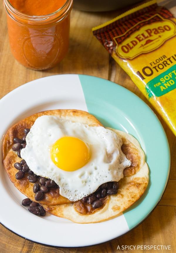 How To: The Best Huevos Rancheros Recipe
