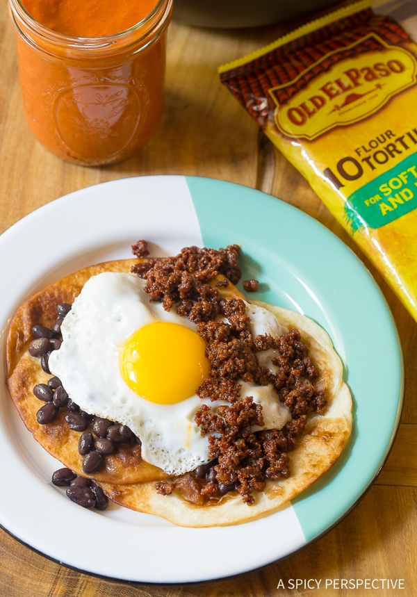 How to Make: The Best Huevos Rancheros Recipe