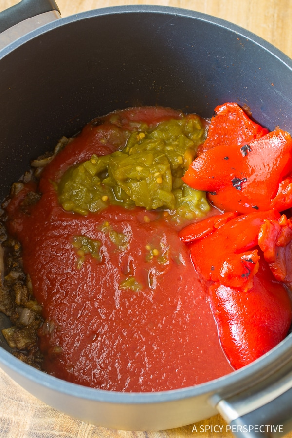 Simply The Best Ranchero Sauce Recipe Ever!