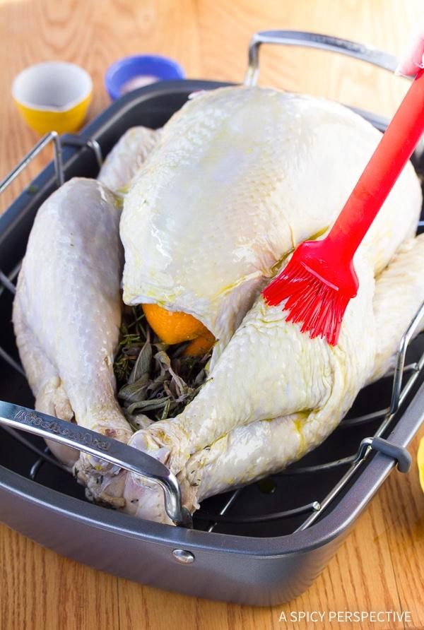 How To: Cranberry Jalapeno Honey Baked Turkey Recipe