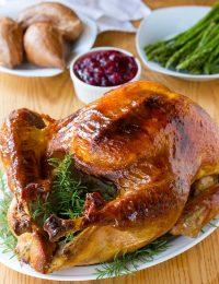 Cranberry Jalapeno Honey Baked Turkey Recipe