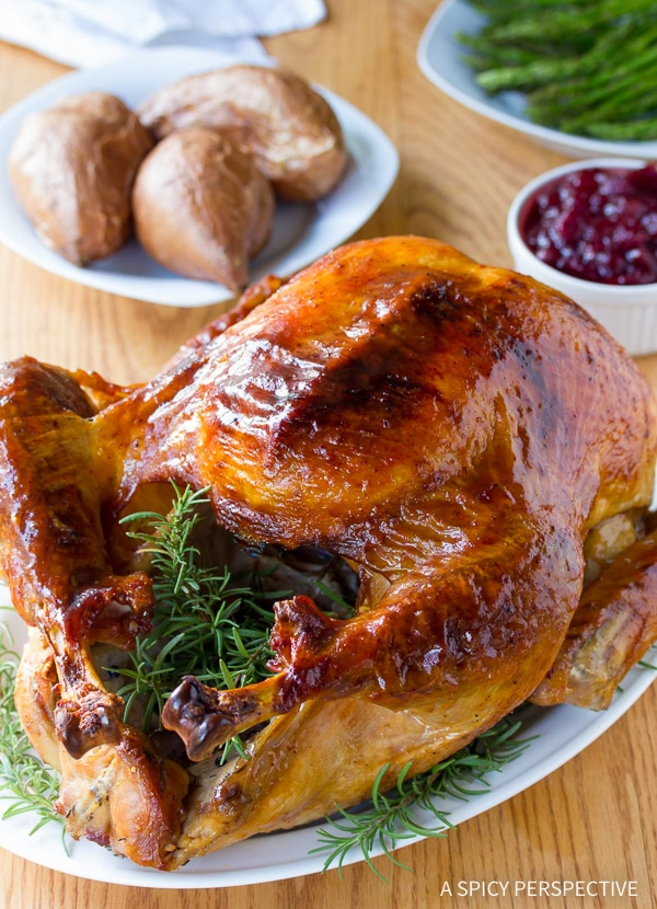 Perfect Cranberry Jalapeno Honey Baked Turkey Recipe
