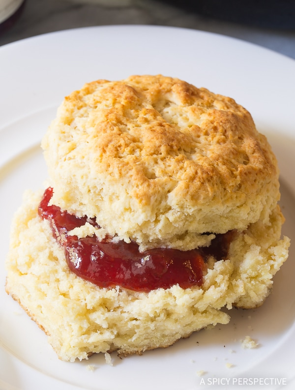 Best Fluffy Southern Cat Head Biscuits Recipe