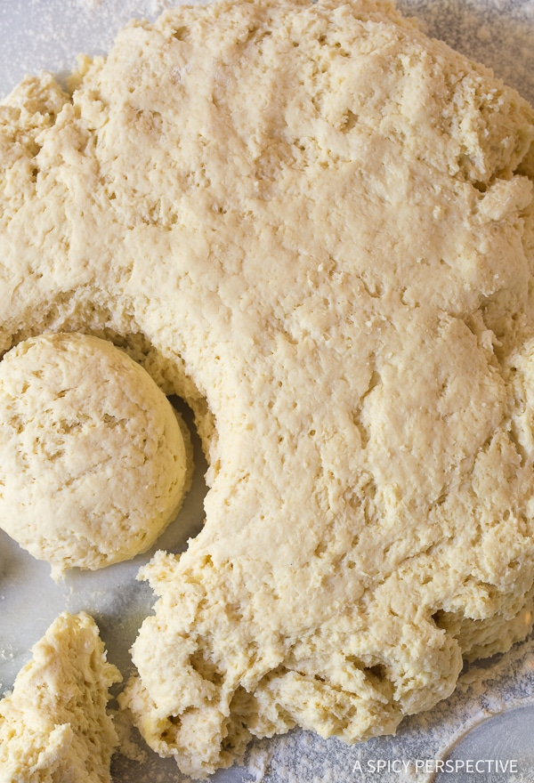 Must-Make Fluffy Southern Cat Head Biscuits Recipe