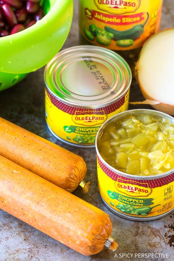 Making Mini Chorizo Chili Bread Bowls Recipe for Game Day!