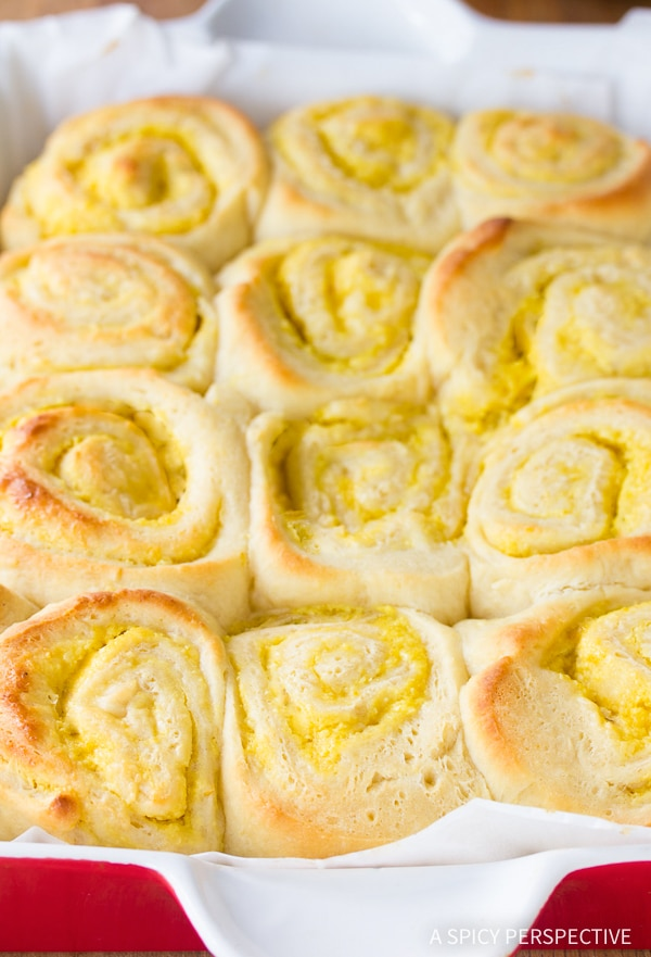 How To: Arnold Palmer Sweet Rolls Recipe