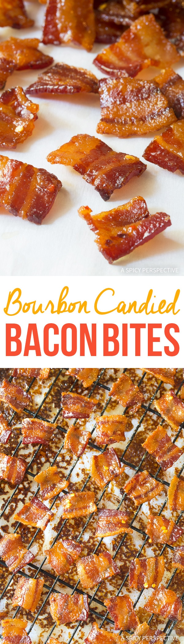Holiday Gifts! Bourbon Candied Bacon Bites - AKA Pig Candy