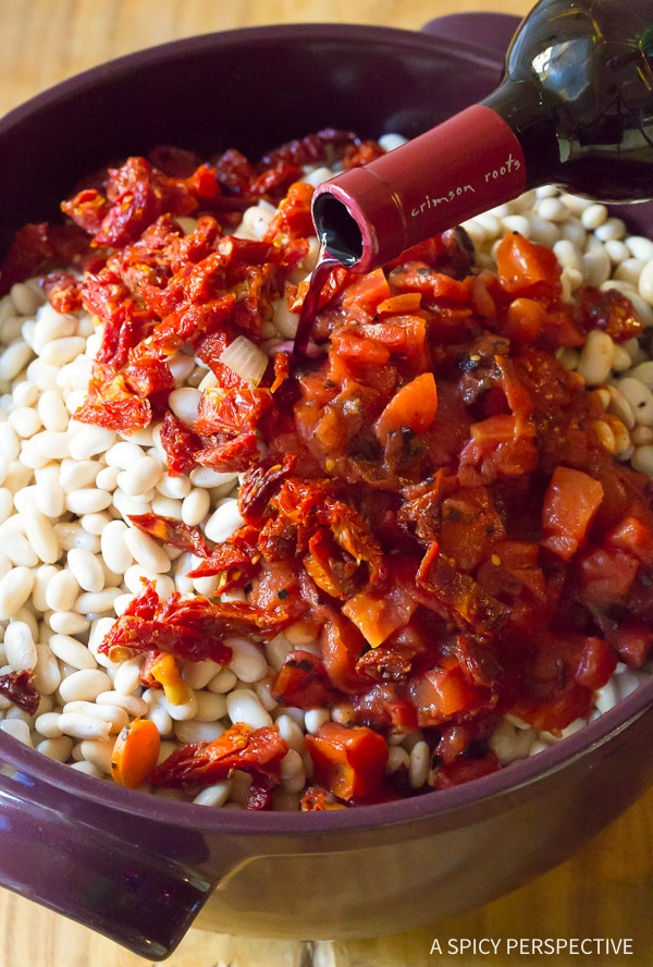 How to Make Tuscan-Style Beef Cassoulet Recipe