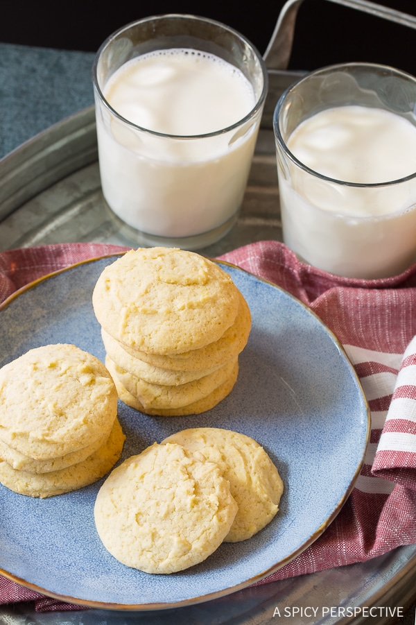Simple Allergen Free Freedom Cookies (Healthiest Sugar Cookies Ever!)