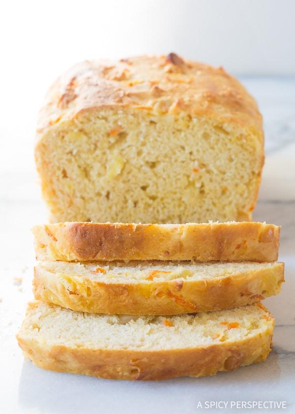 Hawaiian Luau Bread Recipe