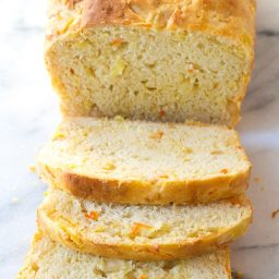 Yeasty Hawaiian Luau Bread Recipe