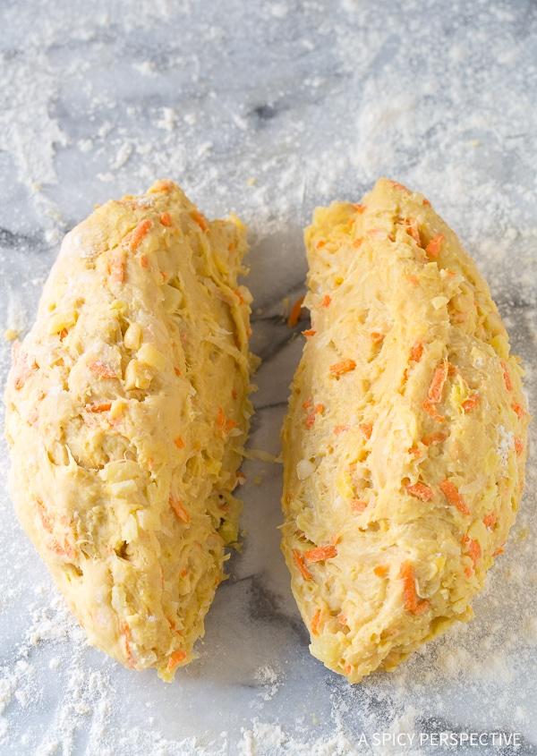 How To: Hawaiian Luau Bread Recipe