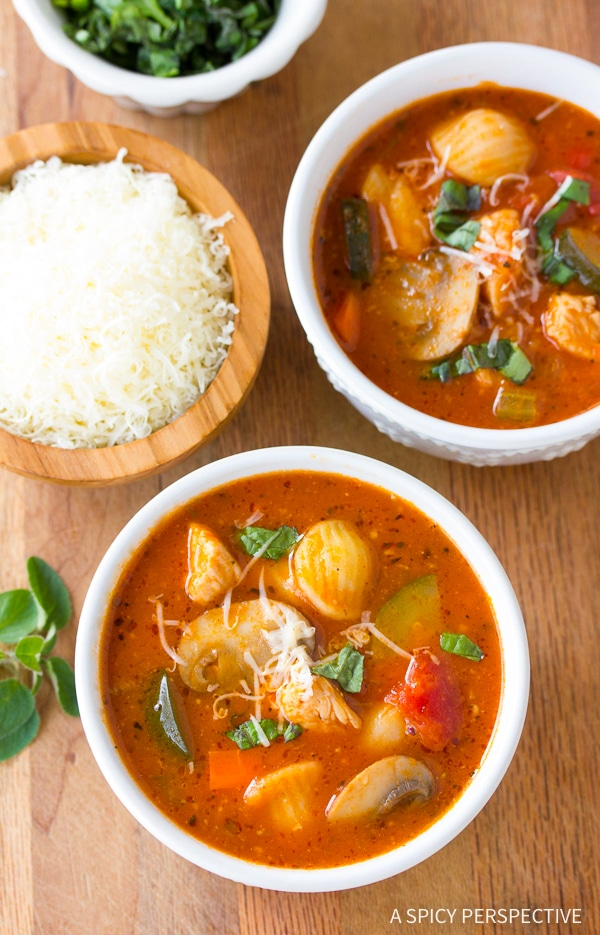 Chicken Soup Whole Foods Calories