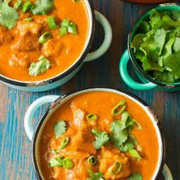 Instant Pot Butter Chicken Curry Recipe