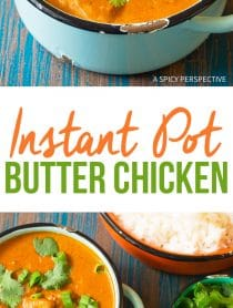 Vibrant Instant Pot Butter Chicken Curry Recipe