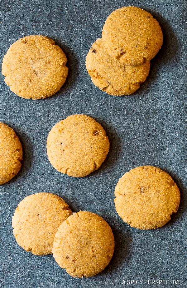 Chewy Brown Butter Brown Sugar Cookies Recipe