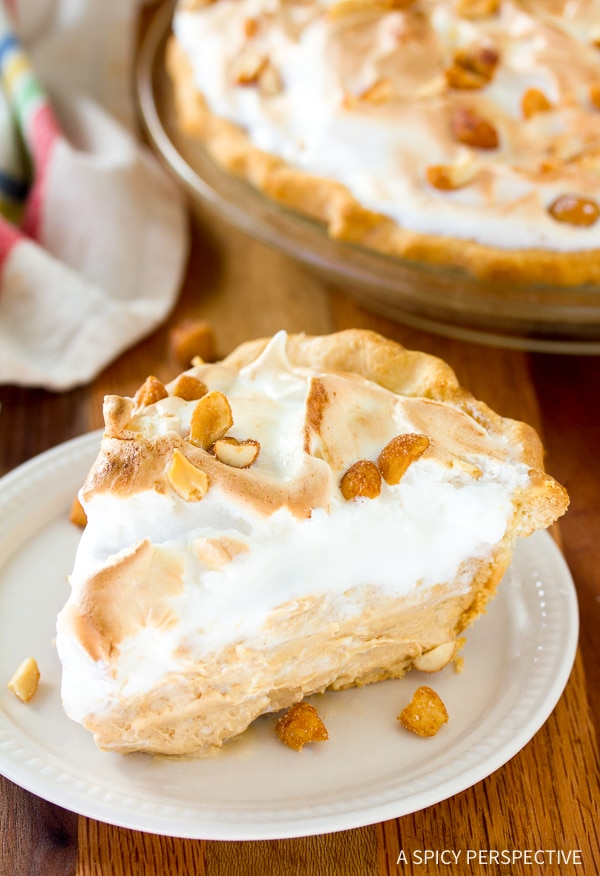 The Fluffiest Fluffernutter Pie A Spicy Perspective