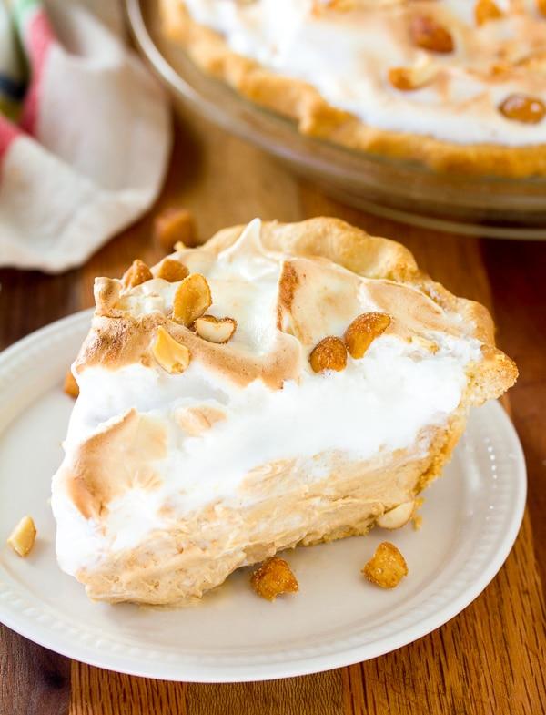 Our Fluffiest Fluffernutter Pie Recipe