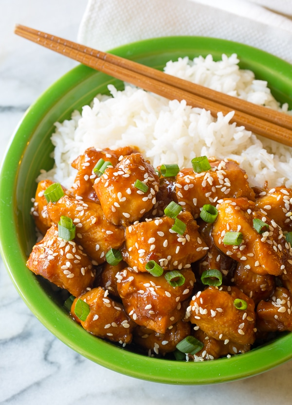 Instant pot chinese sesame chicken a spicy perspective instant pot chinese sesame chicken recipe forumfinder Gallery
