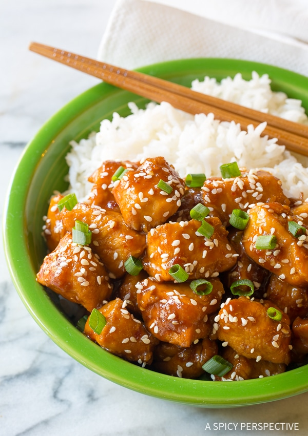 Instant Pot Chinese Sesame Chicken Video A Spicy Perspective