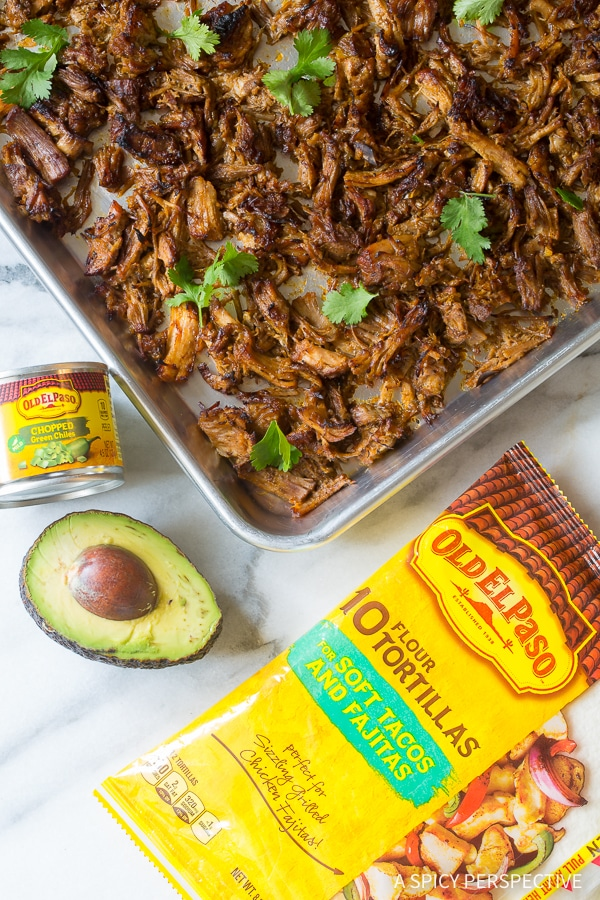 Simple Instant Pot Perfect Carnitas - Paleo, Low Carb, and Gluten Free Pressure Cooker Pork!