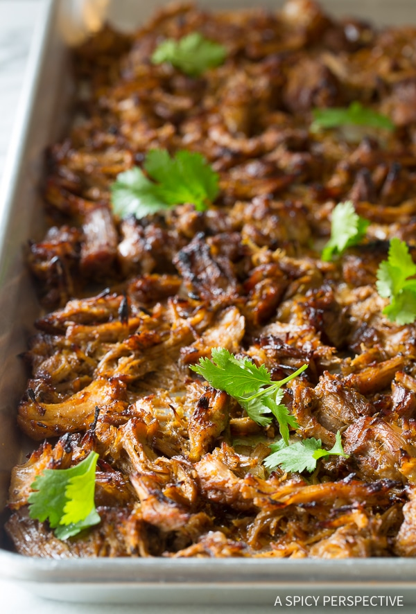 THE BEST! Instant Pot Perfect Carnitas - Paleo, Low Carb, and Gluten Free Pressure Cooker Pork!