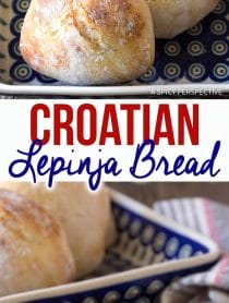 Best Authentic Croatian Lepinja Bread Recipe